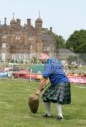 Jamie-Barr-from-Fife-in-Scotland-at-the-Glenarm-Castle-International-Highland-Games-USA-v-Europe,-Glenarm,-County-Antrim,-Northern-Ireland.