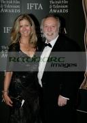 DUBLIN,-IRELAND-_-FEBRUARY-14:-Audrey-Brian-Keenan-arrive-at-the-6th-Annual-Irish-Film-Television-Awards-at-the-Burlington-Hotel-on-February-14,-2009-in-Dublin,-Ireland