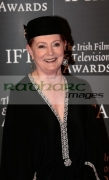 DUBLIN,-IRELAND-_-FEBRUARY-14:-Joan-Bergin-arrives-at-the-6th-Annual-Irish-Film-Television-Awards-at-the-Burlington-Hotel-on-February-14,-2009-in-Dublin,-Ireland-