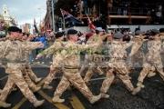 RIR Homecoming Parade