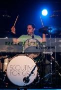 BELFAST,-UNITED-KINGDOM-_-DECEMBER-15:-Peter-Ellard-Scouting-for-Girls-performs-at-St-Georges-Market-on-December-15,-2008-in-Belfast,-Northern-Ireland