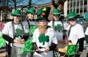 Atmosphere-at-the-St-Patricks-Day-Parade-Concert-BELFAST,-UNITED-KINGDOM-_-MARCH-17: