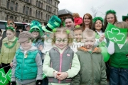 young-children-in-the-crowd-watching-the-St-Patricks-day-parade-in-Belfast-2007