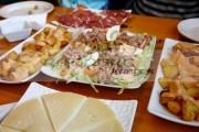 tuna-salad-selection-tapas-salou-costa-daurada-spain