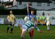 action-at-the-first-meeting-Donegal-Celtic-Linfield-in-the-Irish-League-18th-November-2006-Donegal-Celtic-predominantly-catholic-supported-club-from-West-Belfast-Linfield-protestant-team-from-West-Belfast