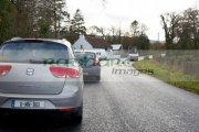 cars-waiting-in-traffic-due-to-roadworks-on-country-road-in-the-republic-ireland