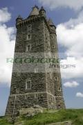 Scrabo-Tower,-Newtownards,-County-Down,-Northern-Ireland.