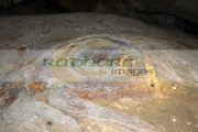 rimstone-pool-in-Marble-Arch-Caves-European-Geopark-show-caves-national-nature-reserve,-County-Fermanagh,-Northern-Ireland