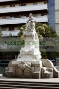 monument-to-catalan-playwright-poet-frederic-soler-la-rambla-barcelona-catalonia-spain