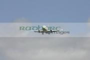 Easyjet-Boeing-737-aircraft-on-approach,-belfast-international-airport,-aldergrove,-county-antrim,-northern-ireland.