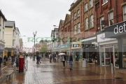 high-street-rhyl-on-wet-summers-day-north-wales-uk